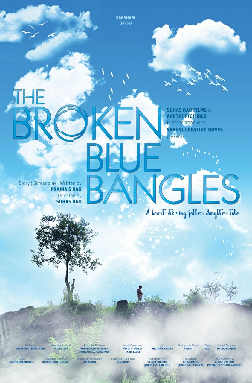 """THE BROKEN BLUE BANGLES"""