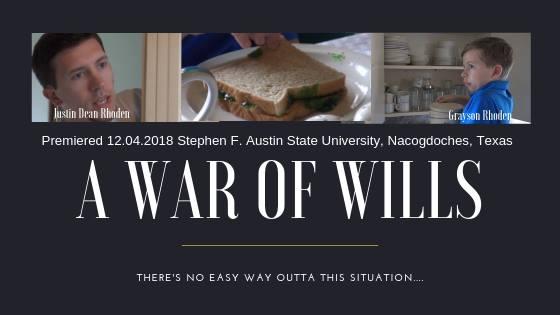 A War of Wills