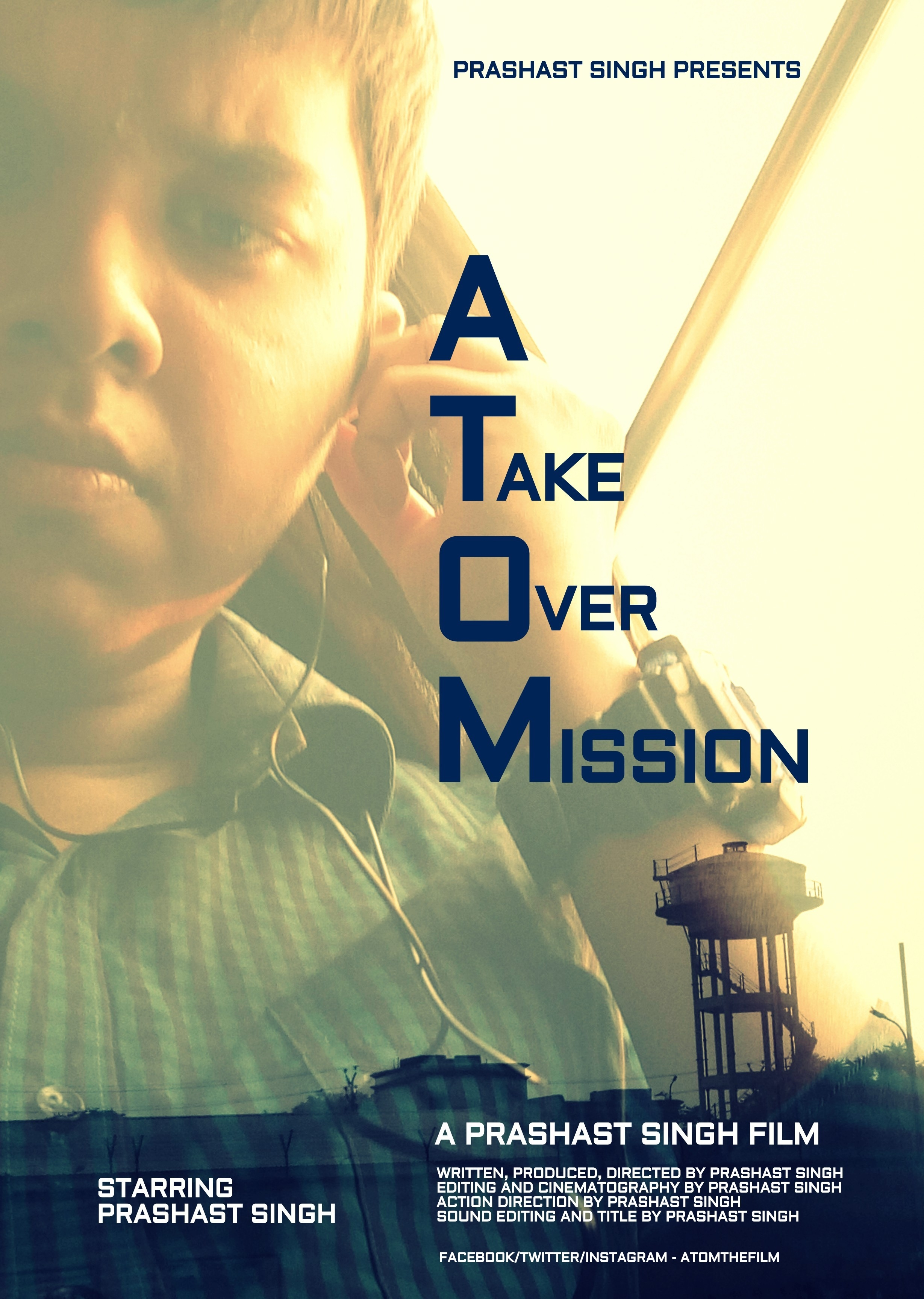 ATOM - A Takeover Mission