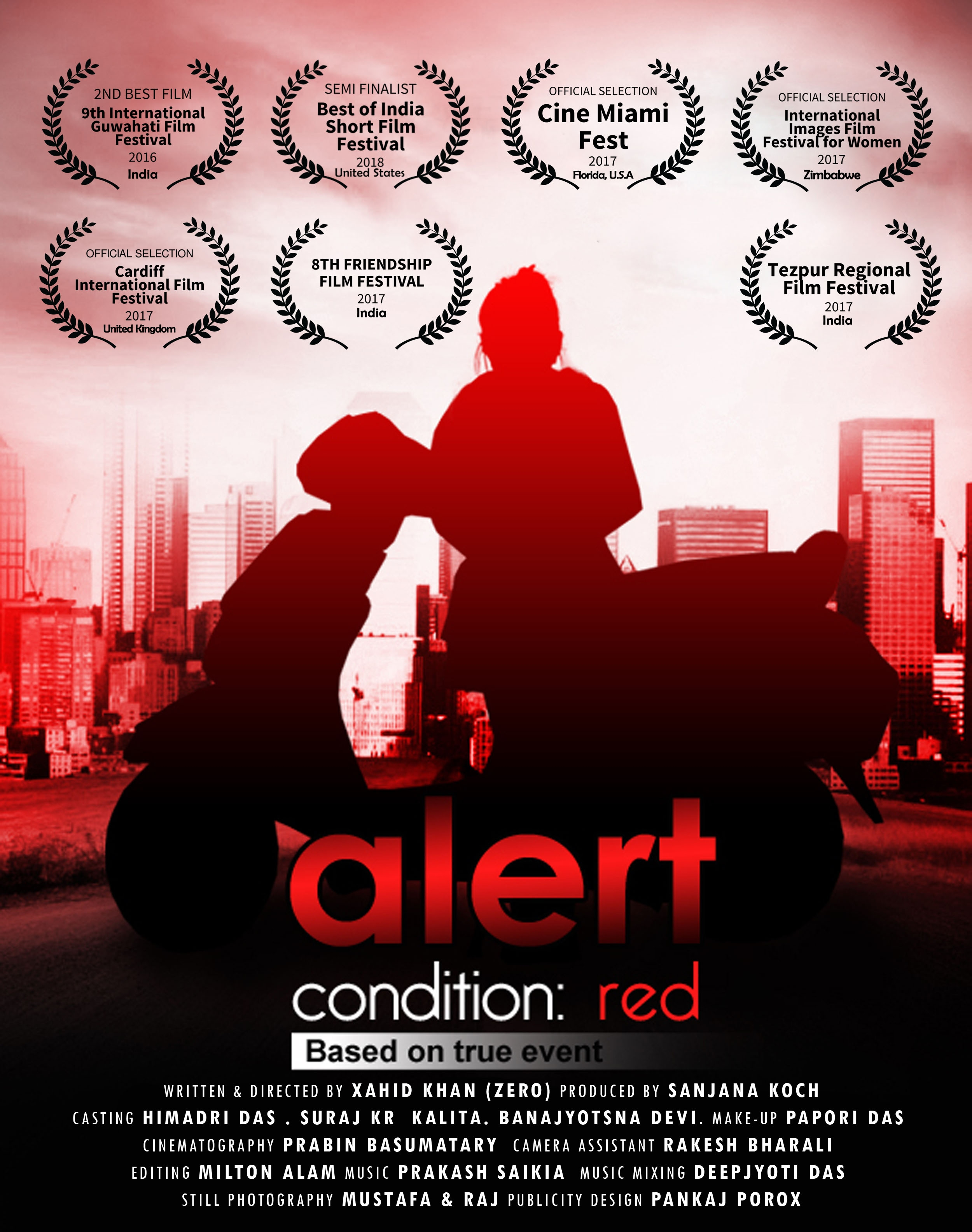 Alert-Condition:Red
