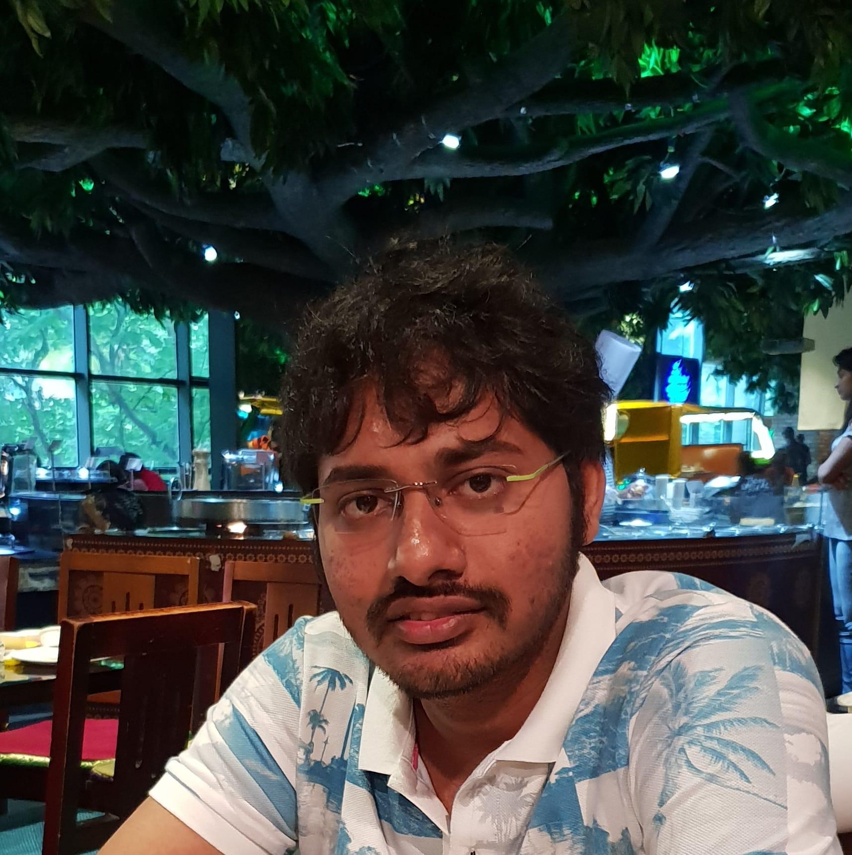 Anil Kumar Talari